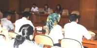Akses Informasi Seluruh SKPD dan UKPD di Jakarta Pusat Harus Dilakukan Setransparan Mungkin