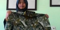 Tak Ingin Ibunya Terus Mengamen, Nova Kejar Mimpi Jadi Desainer Muslimah