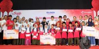 Telkomsel Melayani dan Berbagi dengan 9.000 Anak Yatim
