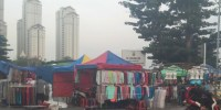Suku Dinas KUKMP Jakarta Pusat Akan Tata Loksem PKL