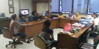 Kominfomas Pemprov DKI Jakarta Bukber Bareng Wartawan