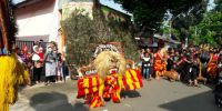 Reog Ponorogo Turut Meriahkan Festival Condet