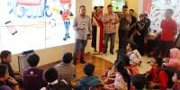 Telkomsel Edukasi #internetBAIK di Indonesia Cyberkids Camp 2016