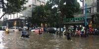 Waspada Titik-Titik Banjir Hingga Mencapai 70 cm Sore Ini