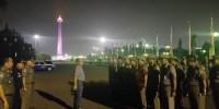 Satpol PP, Polisi dan Paspampres Bergabung Amankan Upacara HUT RI Ke 71