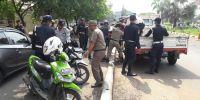 Waspada, Razia Parkir di Jalan Boing Raya