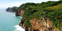 Pesona Tebing Di Laut Berkah Yogyakarta