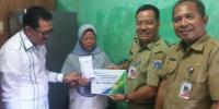 BPJS Sumbang Rp.24 Juta Untuk Keluarga Alm. M. Ikhsan