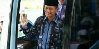 Di Depan Jamaah, Agus: Jakarta Tidak Sejahtera Jika Umat Islam Tidak Bersatu