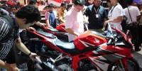 All New Honda CBR250RR Dulang Banyak Pembeli di IMOS 2016
