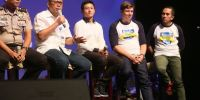 "Rio Haryanto Ramaikan Puncak Acara ""Michelin Safety Academy"", Kampanye Keselamatan Berkendara"