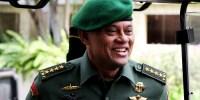 "Panglima TNI Ajak Masyarakat Bersatu Melawan ""Pihak"" Yang Merongrong Indonesia"