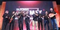MusicMAX dan LangitMusik Hadirkan Best Music Experience bagi Pelanggan Telkomsel