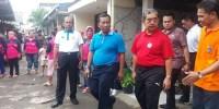 Ratusan Petugas Diterjunkan Untuk Kerja Bakti Massal