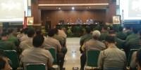 Walikota, Polri Dan TNI Bekerja Sama Jaga Gereja Saat Natal Dan Tahun Baru