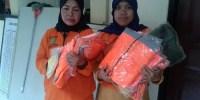 Petugas Kebersihan Mendapat Satu Set Pakaian Kerja Setiap Tahun