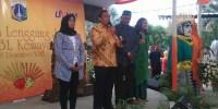 Tempat Wisata Kuliner Lenggang Jakarta Kemayoran Sudah Diresmikan, Pedagang Dapat Tambahan BPJS