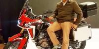 Honda Africa Twin, Mengaspal di Indonesia Mulai April Tahun Ini