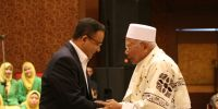 Anies: Akhlak KH Hasyim Muzadi Layak Dicontoh