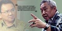 Komunitas Tionghoa Anti Korupsi Sebut Ahok Seorang Yang Gegabah Dan Suka Melanggar Hukum