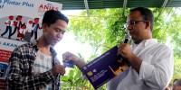Anies: Kunci Kemajuan Sekolah Ada di Kepsek