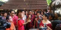 Artis Dangdut dan Seniman Deklarasi Dukung Ahok-Djarot