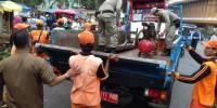 Puluhan Lapak PKL Ditertibkan, Dewan Kota Jakpus Berharap Pemerintah Tidak Mematikan Usaha PKL