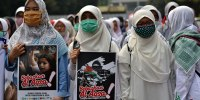 Gema Keadilan Ajak Semua Elemen Umat Islam Untuk Bersatu Bela Palestina