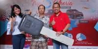 Telkomsel dan Mall Tang City Umumkan Pemenang Hadian Mobil Program Triple 3 Phoria