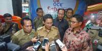 Resmikan OK OCE dan Sabana Fried Chicken, Wagub Sandiaga: Ini Contoh Konsep Public Private Partnership