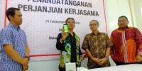 Telkomsel Digitalisasi Layanan Telekomunikasi Berbasis Komunitas Untuk PW Muhammadiyah Jabar