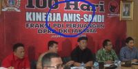 Adakan Konferensi Pers, F-PDIP Salah Tulis Nama Gubernur, Duh!
