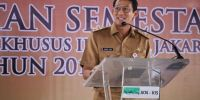 Dikritik PDIP, Wagub Sandi Pastikan Tidak Ada Penambahan Becak di Jakarta