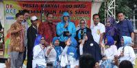 Wagub Sandiaga Apresiasi Bazar OK OCE M-16 dan Berharap Pengusaha Kecil dapat Partisipasi dalam Asian Games 2018