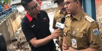Waspada Banjir, Anies Minta Warga Jakarta Tidak Panik