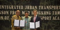 Kerja Sama dengan Hong Kong, Pemprov Bentuk Akademi Transportasi Jakarta