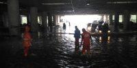 Underpass Gandhi School Kemayoran Langganan Kebanjiran