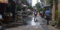Jalan Kartini Akhirnya Diperbaiki, Padahal Sejak 9 Tahun Lalu Jalan Itu Tergenang. Lamban Sekali Respon Petugas Itu