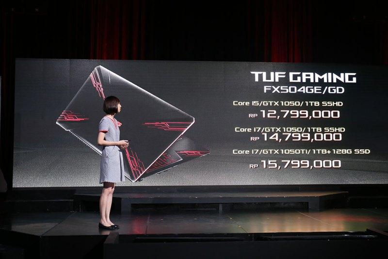 ASUS Siapkan Rangkaian Laptop Gaming untuk Melibas Lawan ... f13696dc8c