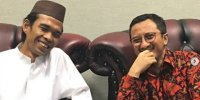 Ustadz Fahmi Salim dan Yusuf Mansur Tolak Masuk dalam Daftar Ulama Rekomendasi Kemenag