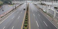Sepi Jalanan, Terhitung Mulai 11 Hingga 20 Juni, Peraturan Ganjil Genap di Jakarta Ditiadakan
