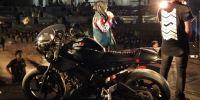 Motor Modifikasi Honda CBR Sedot Perhatian Bikers di Jambore Bali