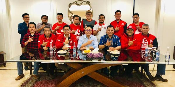 GARBI dan PAN Solidkan Gerakan Arah Baru dalam Pemilu 2019