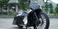 Wujudkan Skutik Impian, Modifikasi Honda PCX Jadi Andalan Honda Dream Ride Project 2019