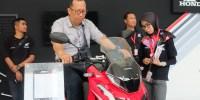 AHM Hadirkan Penjelajah Jalanan Hingga Tren Elektrifikasi di IIMS Motobike Expo 2019