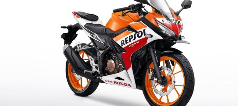 SuaraJakarta_AHM_HondaCBR150R. MotoGP Edition