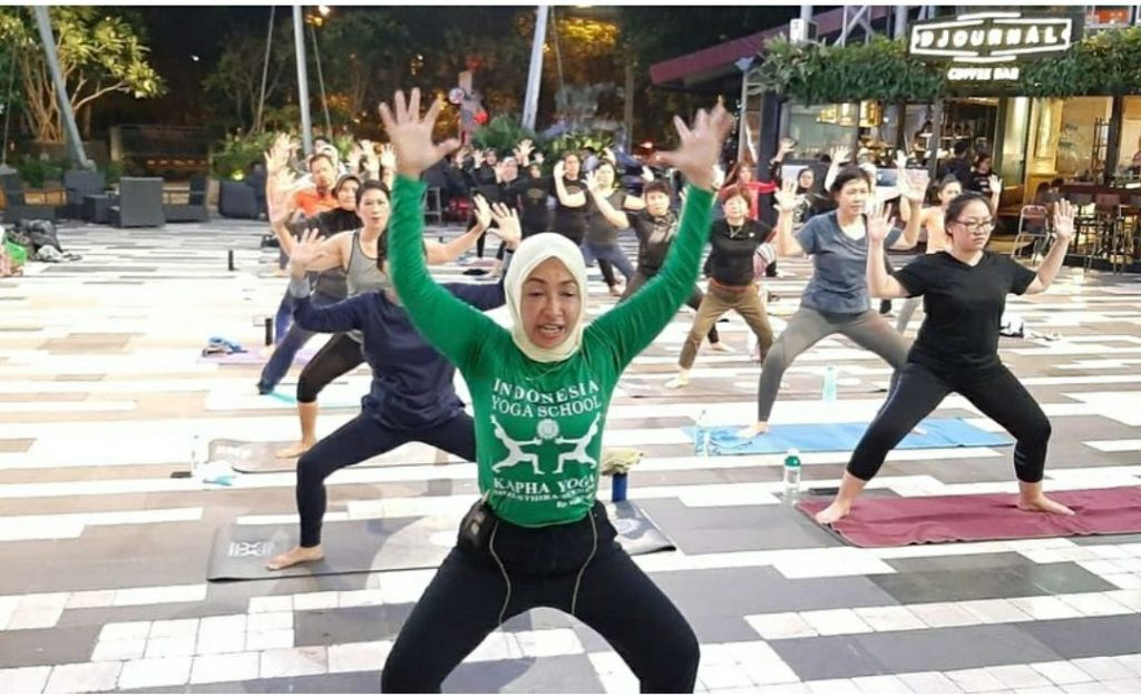 Kappa Yoga - SuaraJakarta.co
