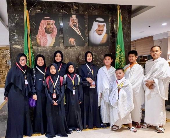 Jamaah Umroh Royal Internasional Tours