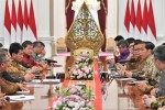 Presiden Minta Apindo dan Hippindo Usulkan Terobosan Ekonomi