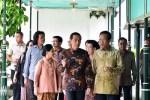 Presiden Jokowi Silaturahmi ke Keraton Ngayogyakarta